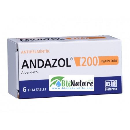 Андазол-200