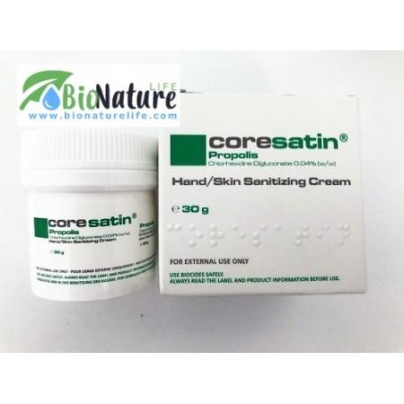 Коресатин крем срещу псориазис