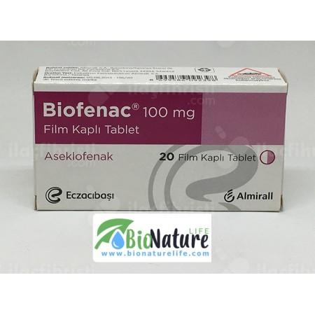 Биофенак Biofenac 100 mg