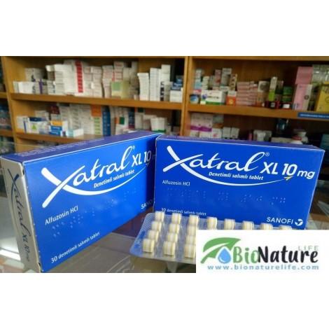 Ксатрал Xatral XL 10 mg