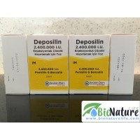 Депосилин Deposilin Пеницилин