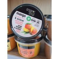 Органичен ескфолиант с масло от Манго и захар