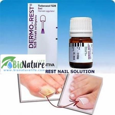 Дермо-рест срещу гъбички по ноктите