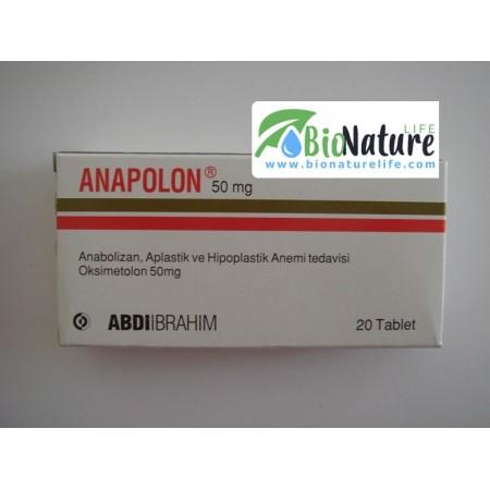 Анаполон Anapolon 50 мг