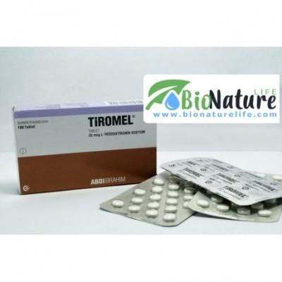 Тиромел Tiromel T3  за невероятно бърз метаболизъм